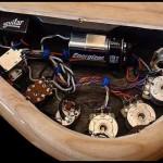 らが製作するピックアップと楽器にあった最適なプリアンプ
