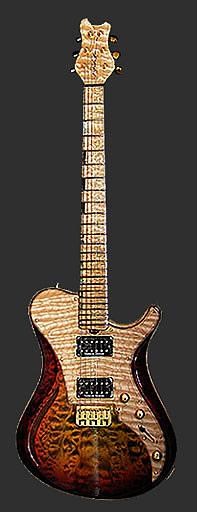 Brubaker Guitars K4
