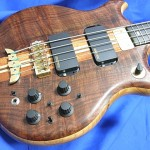 #778 BBSB4-FWL / Brown Bass