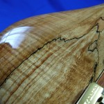 #178 Signature 6 Spalted Maple