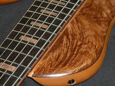 Benavente Guitars Fingerboard