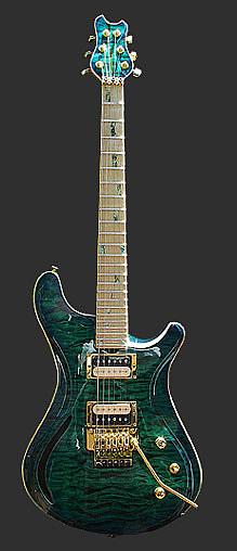 Brubaker Guitars K4 Custom