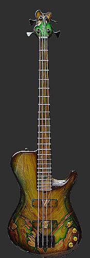 Brubaker Guitars KXBBass