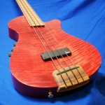 Mark IV Bass 4-String (Deep Red)