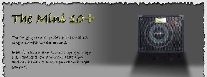 The Mini 10+ LIGHT