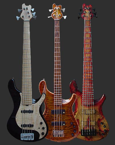 Brubaker Guitars NBSeries