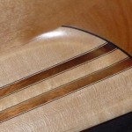 Benavente Guitars neck