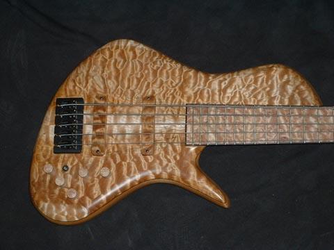Option: Benavente Guitars