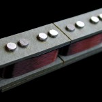 SV Model / humbucking split coil 4 string jazz-type bass pickups