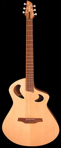 Acoustic Baritone 6-String