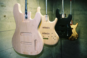 Finish: Benavente Guitars