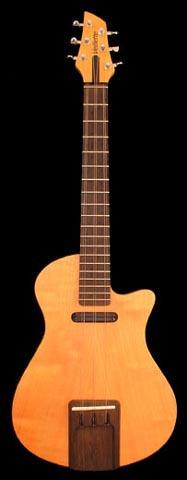 Custom Electric Tres built for Ben Lapidus