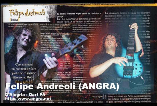 Felipe Andreoli (ANGRA)