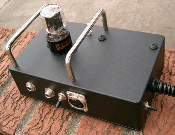 LowEnd True-Voice Handmade Preamp