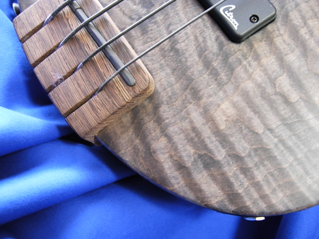 #299 Mark IV 4 String Fretless