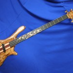 #177 Signature 4 Spalted Maple