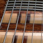 Benavente Guitars Fingerboard