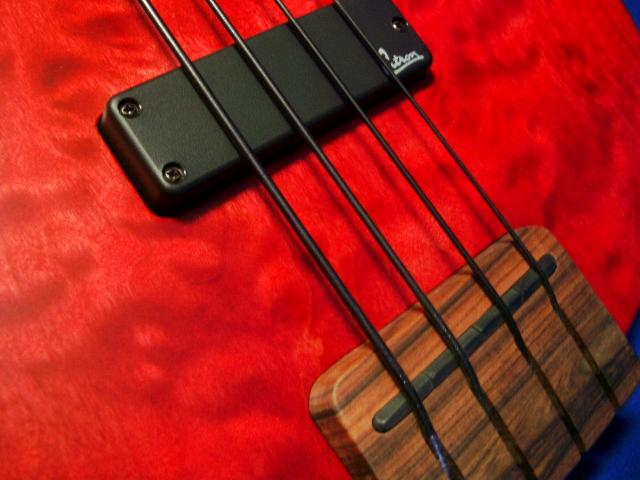 #070 Mark IV 4 String Fretless
