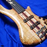 #067 Signature 5 Spalted Maple