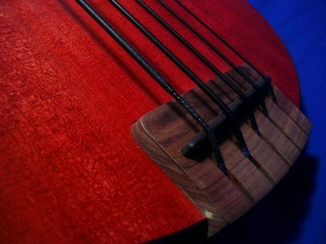 #107 Mark IV 5 String Fretless NAMM 2006