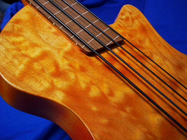 #108 Mark IV 4 String Fretless