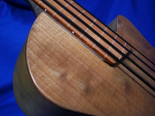 #111 Mark IV 4 String Fretted NAMM 2006