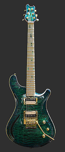 Brubaker Guitars K4 Custom