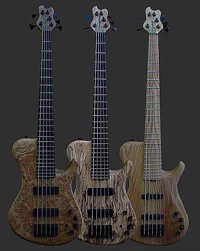 Brubaker Guitars KXBIIShot