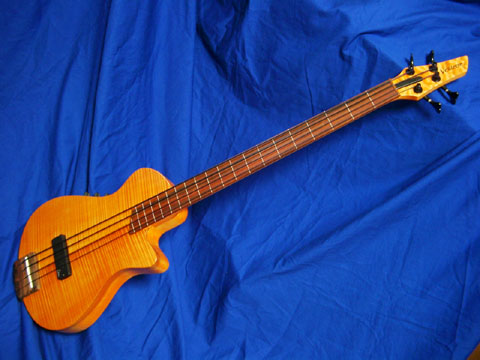 #036 Mark IV 4 String Fretless