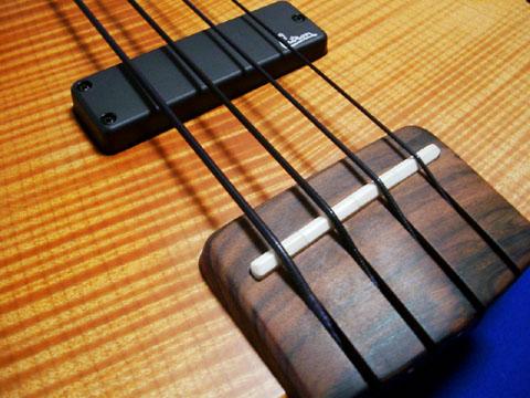 #036 Mark IV 4 String Fretless