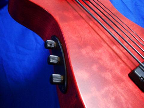 #034 Mark IV 5 String Fretless