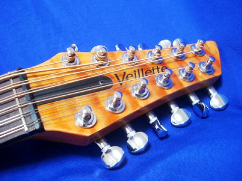 Mark IV Baritone 12-String (Dark Amber)