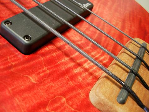 Mark IV Bass 4-String (Deep Red)