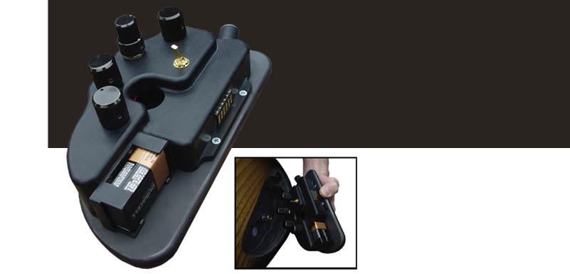 Brubaker Guitars logo