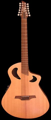 Acoustic Baritone 12-String