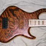 Body: Benavente Guitars