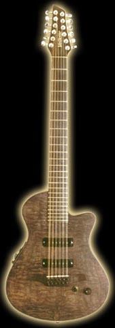 Eddie Van Halen's MkIII Bari 12