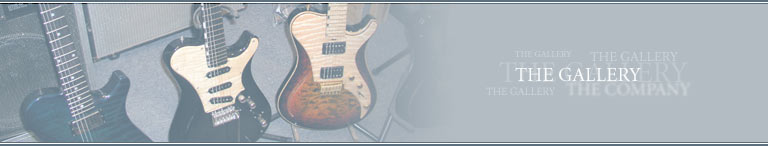 Brubaker Guitars gallery