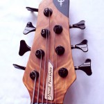 AESTHETICAL 7 (Semi-hollow 7 String Bass)
