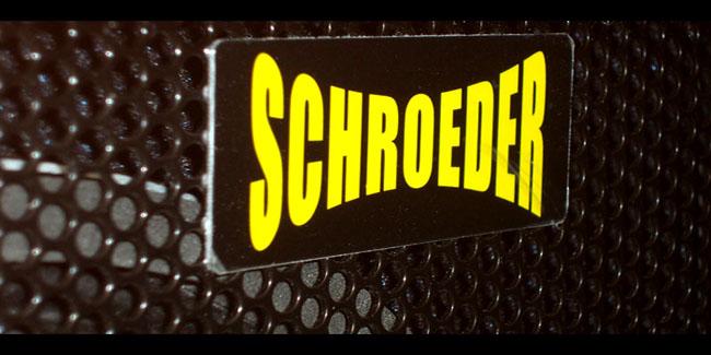 """Schroeder """"Superior Sound"""" Cabinets"""