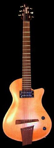 Archtop Semi-Hollow Electric