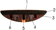 Prodigy L.E.を例にとって、Jerzy Drozdのネックの構造をご紹介させていただきます。