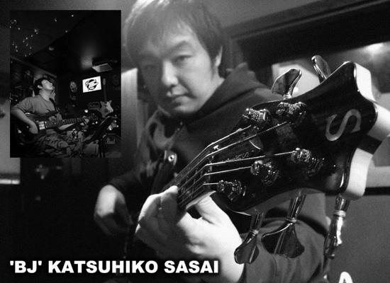 'BJ' Katsuhiko Sasai