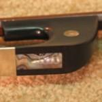 黒檀製毛箱 (高さ:48mm)