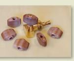 エスカッションやトグルスイッチ、ペグのボタンの製作も可能ですので、ご相談ください